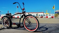 custom bicycle